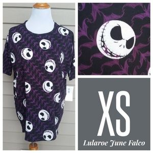 Lularoe Disney Nightmare Before Christmas Irma